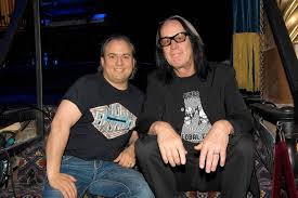 The Light In Your Eyes Todd Rundgren Ron Onesti I Wanna Bang On The Drum All Day