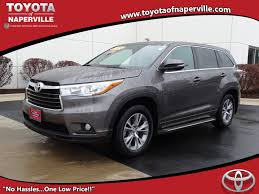 certified toyota highlander certified pre owned 2016 toyota highlander bse 4d sport utility in