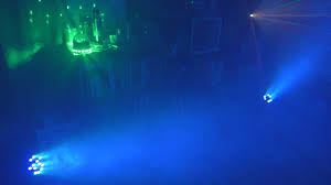 4k how to turn your room into a dance party floor fog leds and