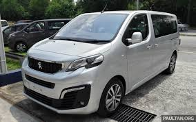 peugeot singapore peugeot traveller spotted ahead of m u0027sia q3 launch