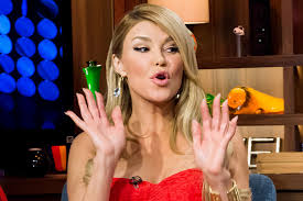brandi house wives of beverly hills short hair cut brandi glanville stop bashing eddie and leann the daily dish
