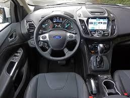 ford escape 2016 interior 2016 ford escape titanium 4wd road test review carcostcanada