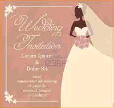 4 online wedding invitation template artist resume
