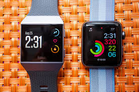 fitbit ionic the 300 apple watch competitor ships in october cnet