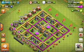 clash of clans wallpaper 23 image my base png clash of clans wiki fandom powered by wikia