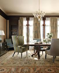 curtains dining room curtains ideas decor modern dining room and
