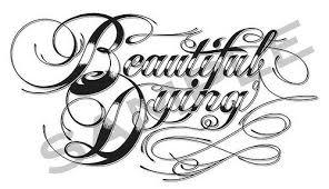 cursive tattoo font generator tattoo collections