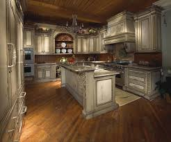 interior rustic kitchens design ideas with chandelier and wood