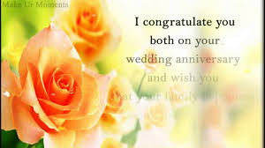 Best Wishes For Wedding Couple Best Happy Anniversary Wishes For Couple Youtube