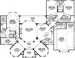 house plans 2 master suites single story single level house plans with two master suites