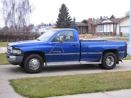 Dodge Ram 97 - dodge ram pickup 3500 information and photos momentcar