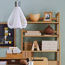 Office Shelf Decorating Ideas How To Create Retro Home Office Ideal Home