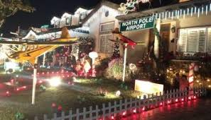 el segundo u0027s candy cane lane a dazzling display of holiday lights