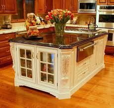 country kitchen island designs imposing french country kitchen island designs with polished black
