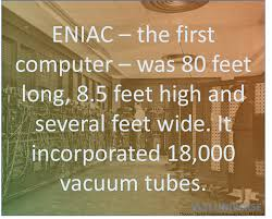 eniac the first computer