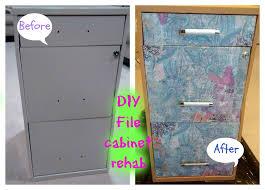 Diy File Cabinet Diy File Cabinet Refurbishment Youtube