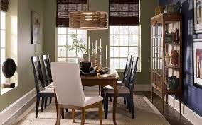 brown lacquered block board dining table dining room paint colors
