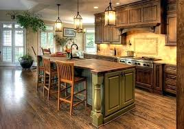 country style kitchen island farm style kitchen filterstock com