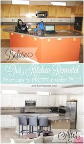 how to remodel a kitchen on a tiny budget for a huge impact the