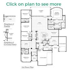 cavalier plan chesmar homes san antonio