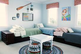 Kids Striped Rugs by Bedroom White Shag Carpet With Striped Rug And Garden Stool For