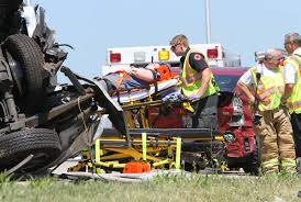 i 94 crash near great america sends 16 to hospitals lanes