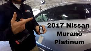 2017 nissan murano platinum interior 2017 nissan murano platinum awd in depth walk around and first