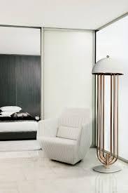 How To Use Modern Floor Lamps In Contemporary Bedroom Designs - Designer bedroom lamps