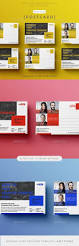 tax and accounting postcard template corpo