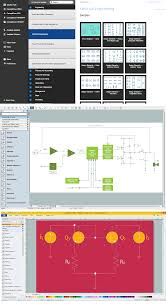 electrical symbols diagram wiring with conceptdraw pro wiring