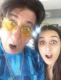 Shakti Kapoor Family S Biggest Controversies Photos - shraddha kapoor calls dad shakti kapoor mysuperhero on his 57th