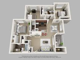 fort union availability floor plans u0026 pricing