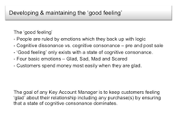 Good Account Pictures What Is Key Account Management
