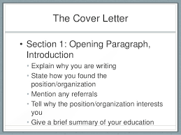 cover letter sample for job opening resume and cover letter writing for greek life members