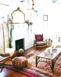 Bohemian Room Decor There Is No Wrong Color When Decorating In