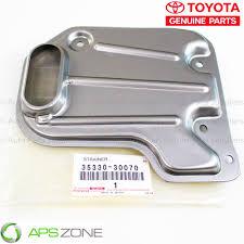 lexus gs430 oem parts lexus gs300 gs430 is300 ls430 transmission oil strainer filter oem