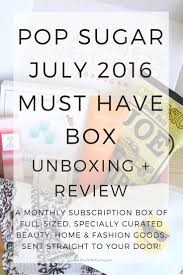 Monthly Subscription Boxes Fashion Subscription Box Archives Much Most Darling