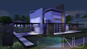 sims 4 modern house tutorial sims diy home plans database