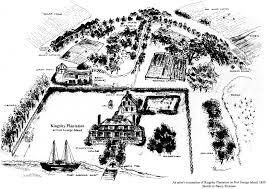 Map Of Plantation Florida by Anna Kingsley Plantation Jacksonville Florida