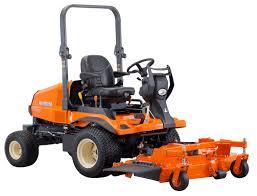 kubota f2690 4wd f series front mount mower toronto ontario