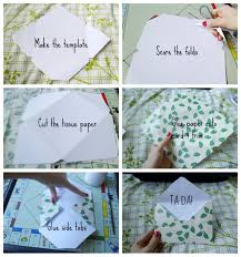 Make An Envelope 5 Ways To Decorate Envelopes And How To Make Your Own From Scratch