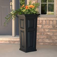 Tierra Verde Planter by The Finishing Touch For Our Front Porch Nantucket Tall Planter By