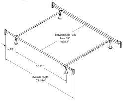 bed frame sizes measurements frame decorations