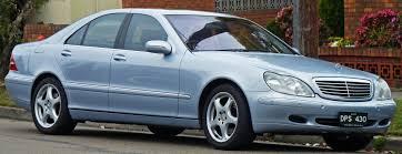 2001 Benz File 2001 Mercedes Benz S 430 W 220 Sedan 2010 09 23 01 Jpg