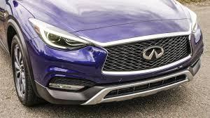nissan infiniti 2017 infiniti recalls 2017 2018 qx30 suv over airbag fears roadshow
