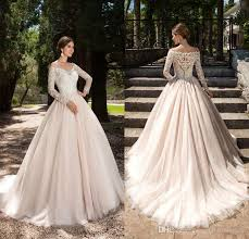 bridal gown designers vintage 2017 lace sleeves wedding dresses bridal gown the