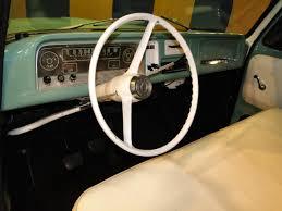 Chevrolet C10 Interior 1966 Chevrolet C10 Gateway Classic Cars 5087