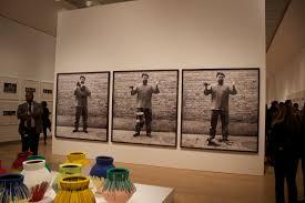 Ai Weiwei Dropping Vase Ai Weiwei U0027s Dropping A Han Dynasty Urn U2013 Brooklyn Museum