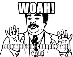 We Got A Bad Ass Over Here Meme - woah look who s in charging this year woah watch out we got a
