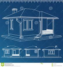 architectures blueprint for houses free simple house blueprints